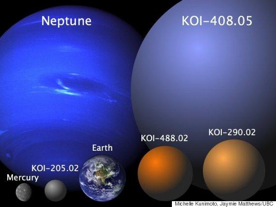 michelle kunimoto new planets