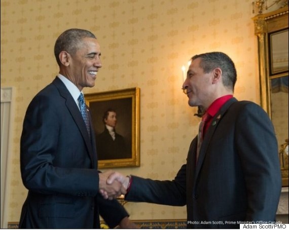 hunter tootoo obama