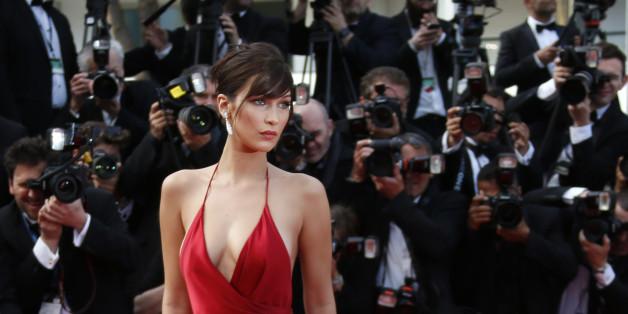 Model Bella Hadid präsentierte Dior in Cannes - nun wird sie das Gesicht der Edelmarke