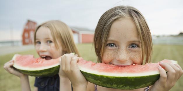 Kerne von Wassermelonen sind ein unterschätzter Snack
