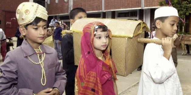 Kinderbräute: Die Scharia erlaubt die Heirat Minderjähriger