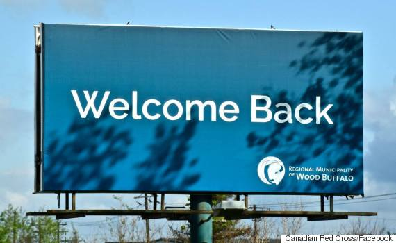 welcome back fort mcmurray