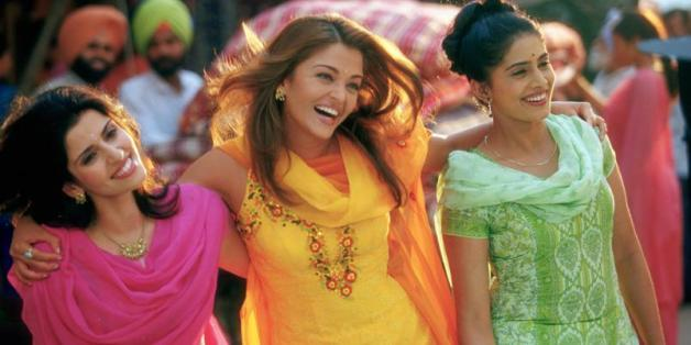 """Le film """"Coup de foudre à Bollywood"""""""