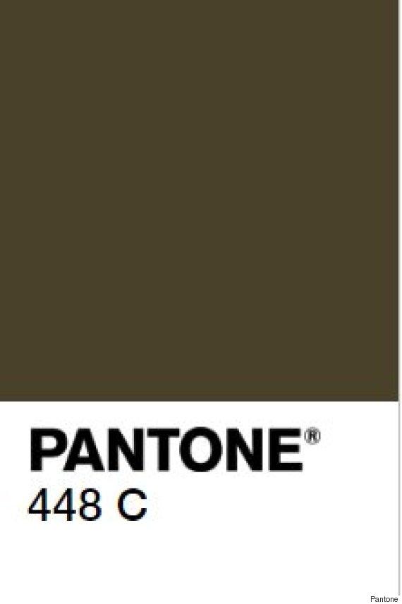 pantone 448c