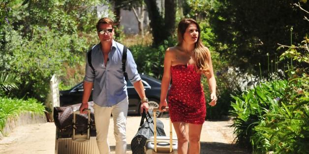 Auch Rocco Stark und Angelina Heger ziehen in das Sommerhaus von RTL ein
