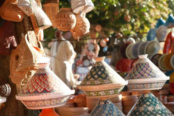 cerámica de túnez