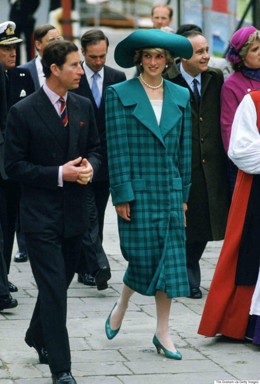 princess diana italy 1985