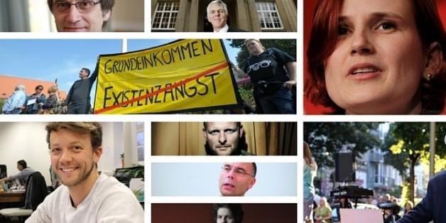 16 Politiker, Wissenschaftler und Unternehmer fordern das Grundeinkommen für Deutschland
