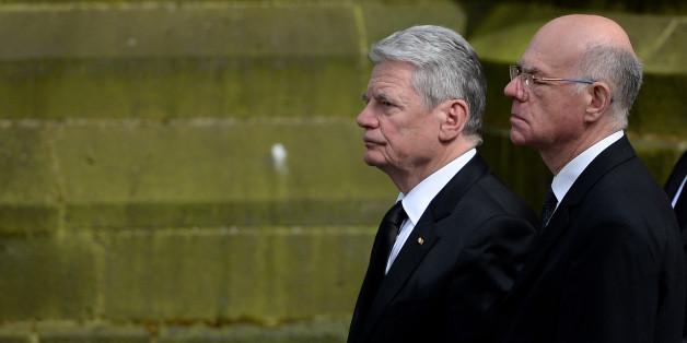 Union will Präsidentschaftskandidaten stellen: Folgt Lammert auf Gauck?