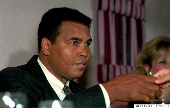 mohamed ali clay