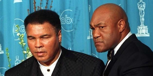 Stars trauern um den legendären Boxer Muhammad Ali, darunter auch sein ehemaliger Rivale George Foreman