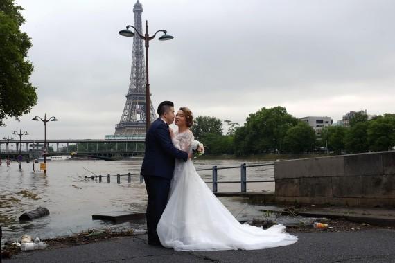 photos mariage seine