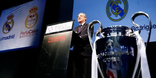 Ce cadeau du président du Real Madrid aux fans du club au Maroc