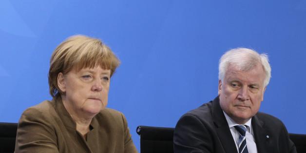 Der Streit zwischen CDU und CSU spitzt sich weiter zu