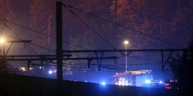 Bei einem Zugunglück in Belgien wurden drei Menschen getötet