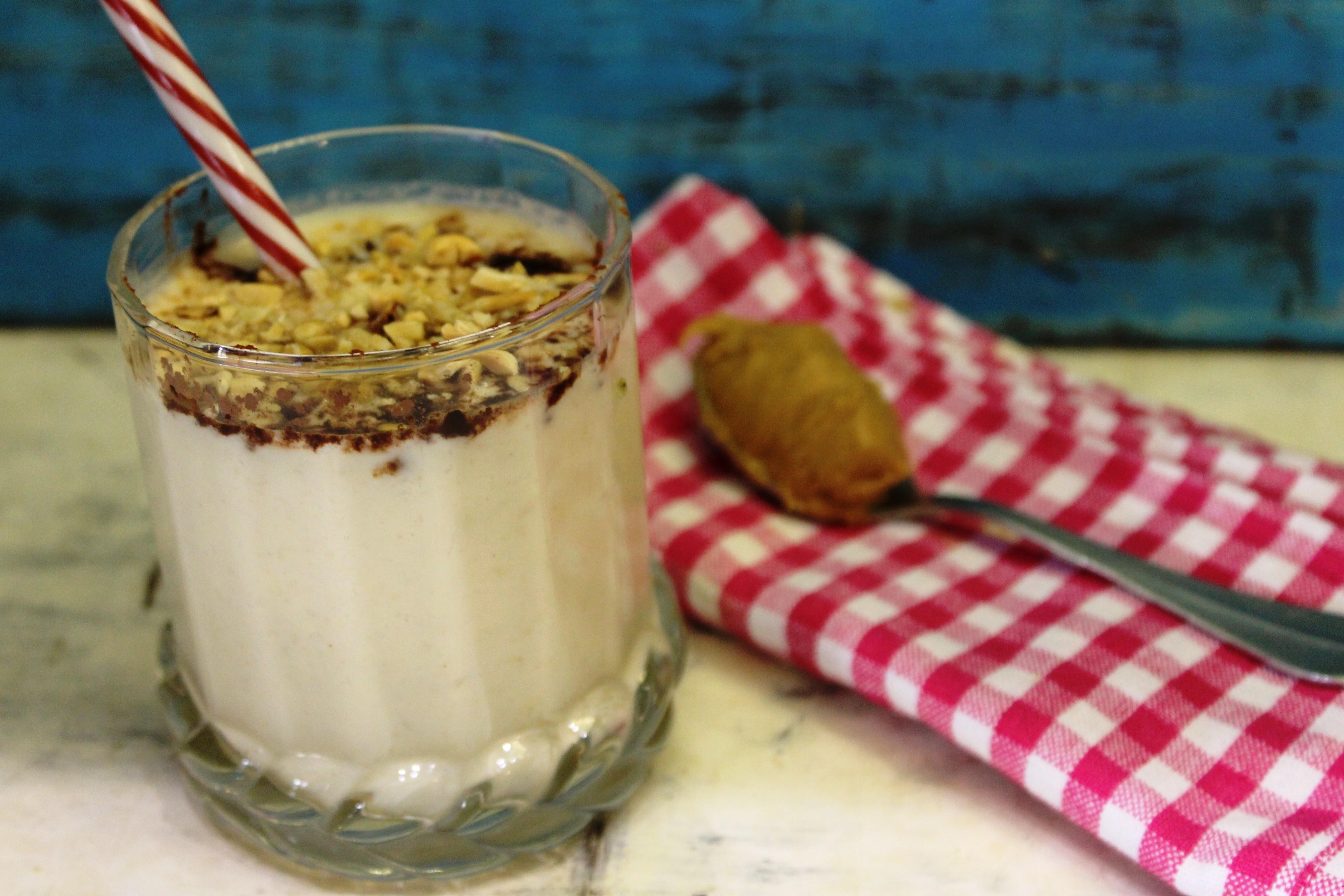 shakarakand smoothie
