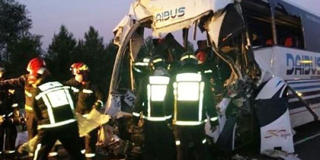 Les 35 Marocains blessés dans un accident de la route en Espagne ont quitté l'hôpital