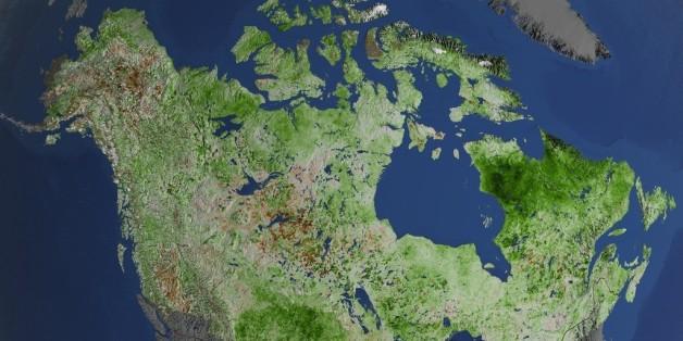 Mit Daten aus 29 Jahren haben die Forscher bei der NASA die Begrünung in Alaska und Kanada untersucht.
