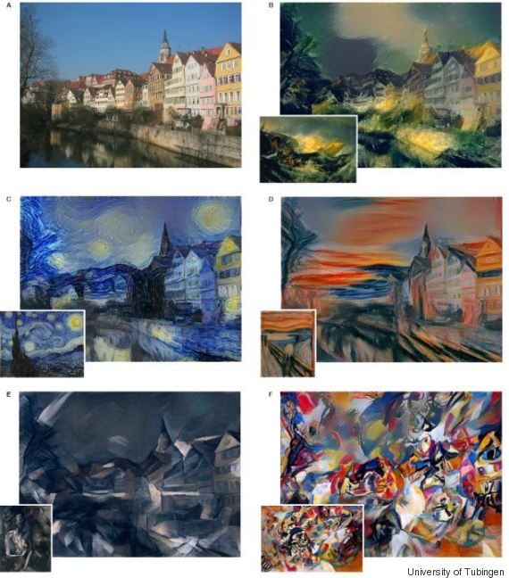 algorithme art
