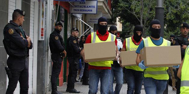 Trois Marocains inculpés pour recrutement djhadiste en Espagne