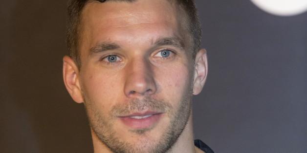 Lukas Podolski ist zum zweiten Mal Vater geworden: Es ist ein Mädchen