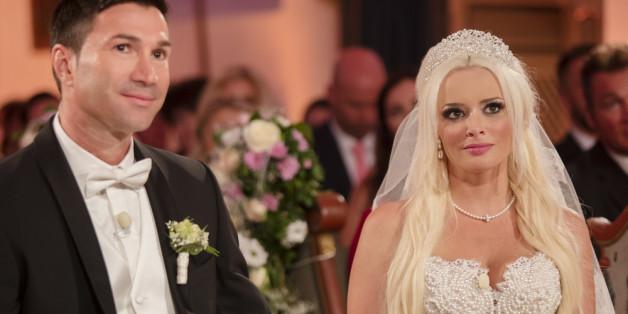 """Lucas Cordalis und Daniela Katzenberger haben es getan: Sie haben geheiratet. Nun sprach die """"Katze"""" über ihren großen Tag"""