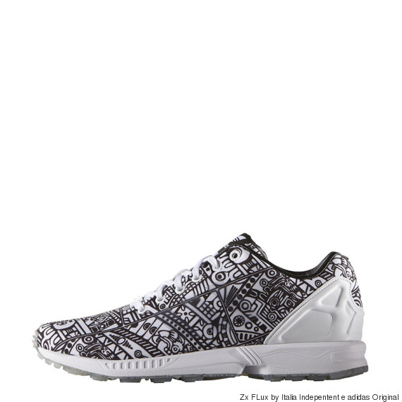 zx flux by italia indepentent e adidas original