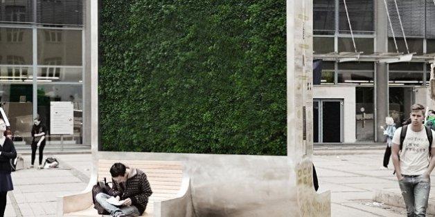Die Bäume der Zukunft? Mit dieser kuriosen Idee will ein Start-up die Stadtluft verbessern