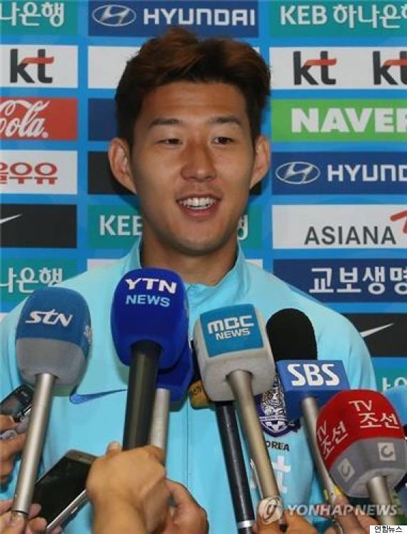 heungmin son