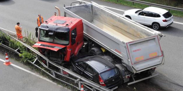 Dramatischer Anstieg von Unfalltoten in NRW (Symbolbild)