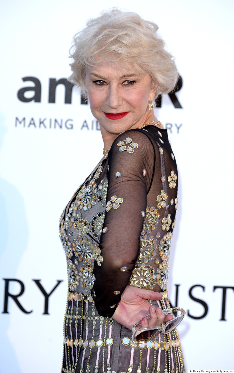 Helen mirren butt new pictures