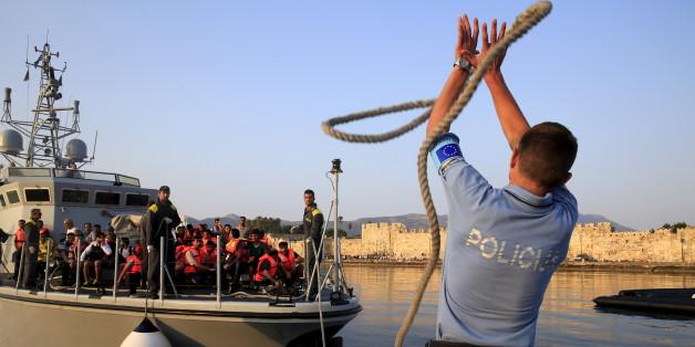"""""""Festung Europa gestärkt"""": Das bringt der neue Migrationspakt der EU"""