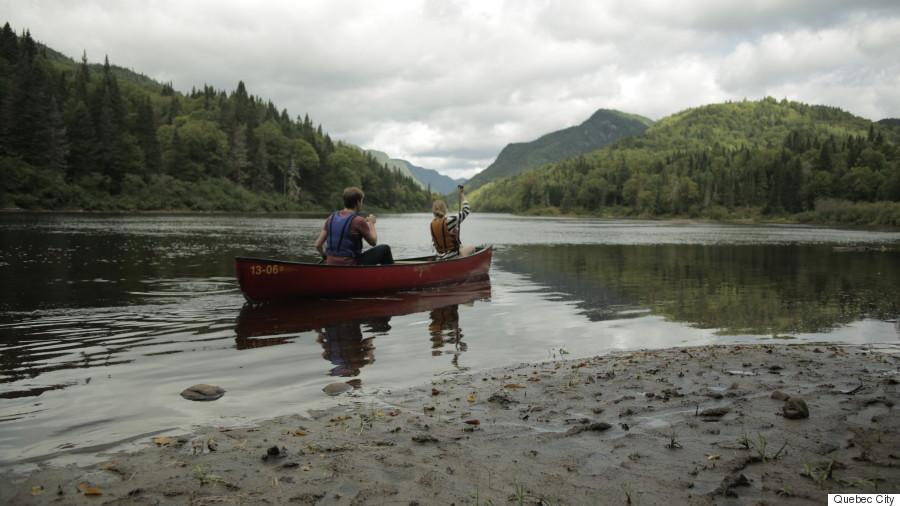 canoe sepaq