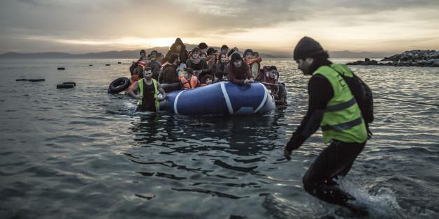 Umfrage in zehn EU-Staaten: So unzufrieden sind die Europäer mit der Flüchtlingspolitik