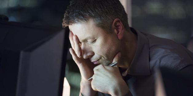 Schulden können Menschen krank machen - Depression ist dabei die schlimmste Folge