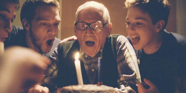 Senioren in Deutschland fühlen sich laut der Alterssurvey-Studie gut