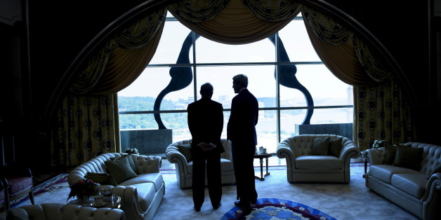 Top Secret: Was wird bei der Bilderberg-Konferenz besprochen?