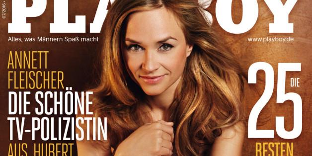"""Annett Fleischer ist """"Playboy""""-Coverstar im Juli"""