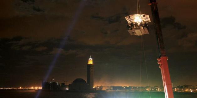 Reda Jebbrouni, le Marocain qui organise des banquets dans le ciel (PHOTOS)