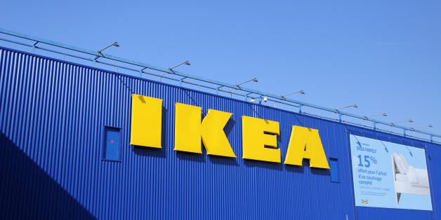Symbolbild: Ein Ikea-Möbelhaus in Frankreich