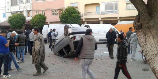 Les actes de vandalisme du 14 mai dernier à Jemaa-Shaïm