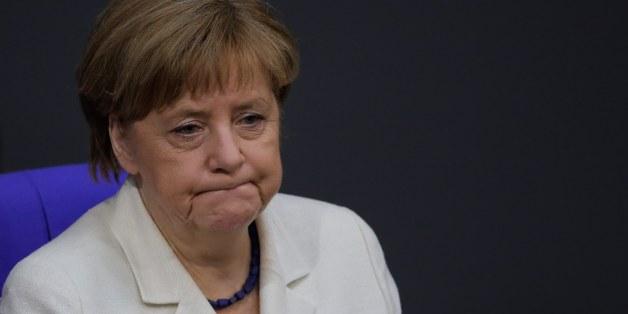 Wie Lammert mit seiner Erdogan-Abrechnung Merkels größtes Problem aufzeigt