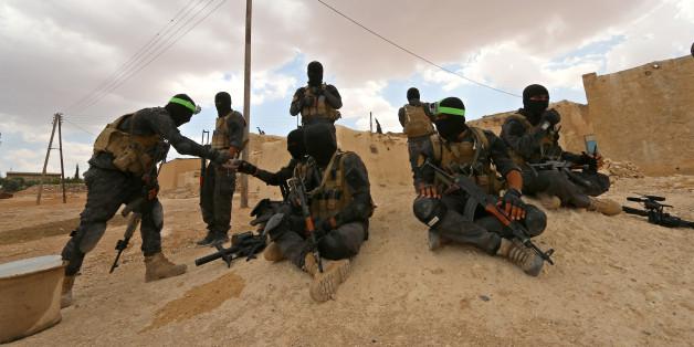 Schicksalstage für Syrien: So dramatisch entwickelt sich der Kampf gegen den IS