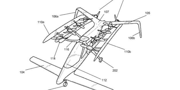 Larry Page rêve d'une voiture volante, mais ne compte pas sur Google à ce sujet