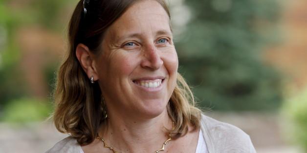 Youtube-Chefin Susan Wojcicki hält nichts von vielen Überstunden