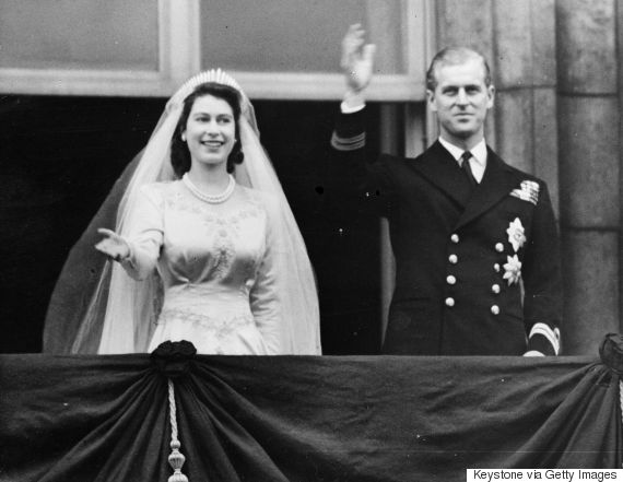 queen elizabeth prince philip wedding