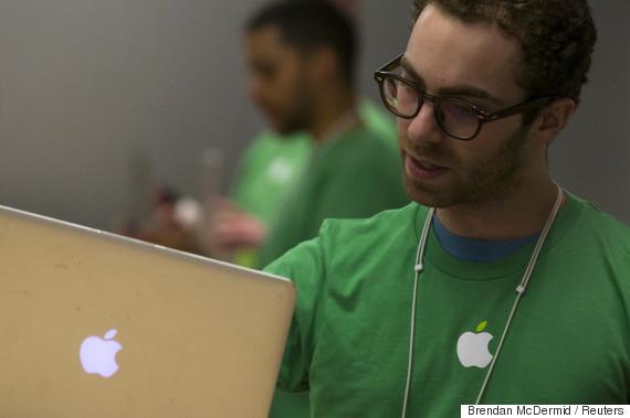 genius apple