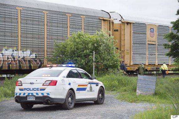 lantz train accident