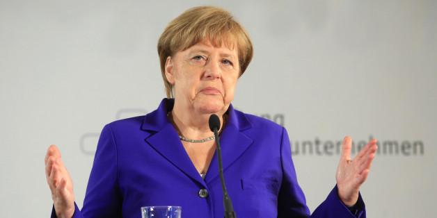 Und noch eine Krise für Merkel - der Brexit ist da
