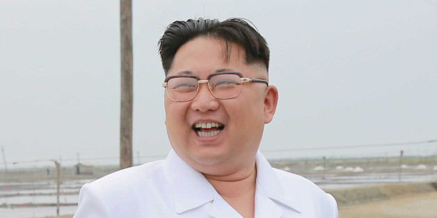 North Korean leader Kim Jong Un visits the Kwisong Saltern to learn about the salt production from underground ultra-saline water by the KPA in this undated photo released by North Korea's Korean Central News Agency (KCNA) on May 24, 2016. REUTERS/KCNA   ATTENTION EDITORS - THIS PICTURE WAS PROVIDED BY A THIRD PARTY. REUTERS IS UNABLE TO INDEPENDENTLY VERIFY THE AUTHENTICITY, CONTENT, LOCATION OR DATE OF THIS IMAGE. FOR EDITORIAL USE ONLY. NOT FOR SALE FOR MARKETING OR ADVERTISING CAMPAIGNS. NO